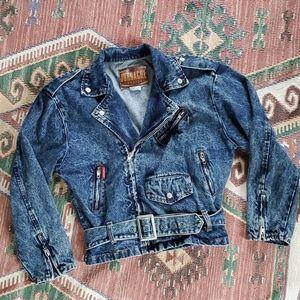 Vintage Jordache Jean Jacket